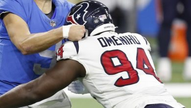 Photo of Texans fake an injury to save a time