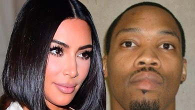 Photo of Kim Kardashian's death row sparks Julius Jones fame
