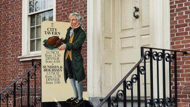 Photo of 1773 Colonial-themed City Tavern restaurant in Philadelphia Tavern closed due to corona virus outbreak – NBC 10 Philadelphia