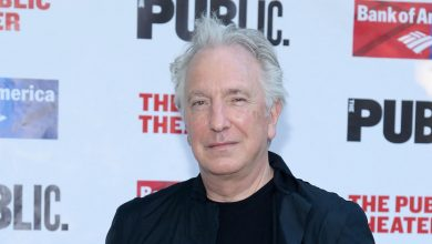 Photo of Alan Rickman's Diaries is about to be published as a book