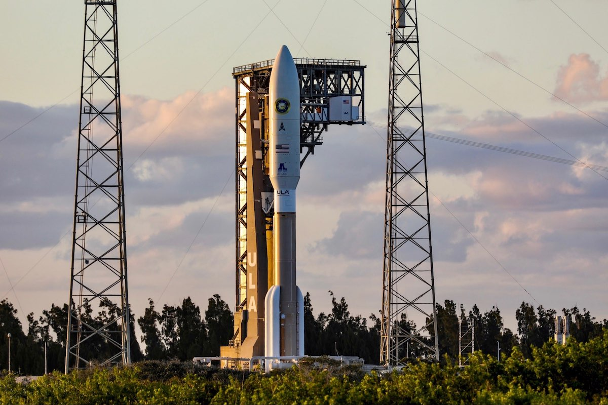 Photo of Atlas 5 rocket, NRO payload returns to launch site after repairs – Space Flight Now