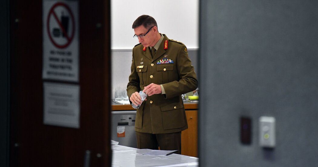Australian military moves to expel troops after being killed in Afghanistan
