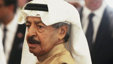 Photo of Bahrain's long-serving prime minister has died at the age of 84