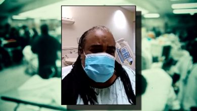 Photo of 'Be careful;' Man sharing COVID-19 story from North Texas Man Hospital – NBC 5 Dallas-Fort Worth