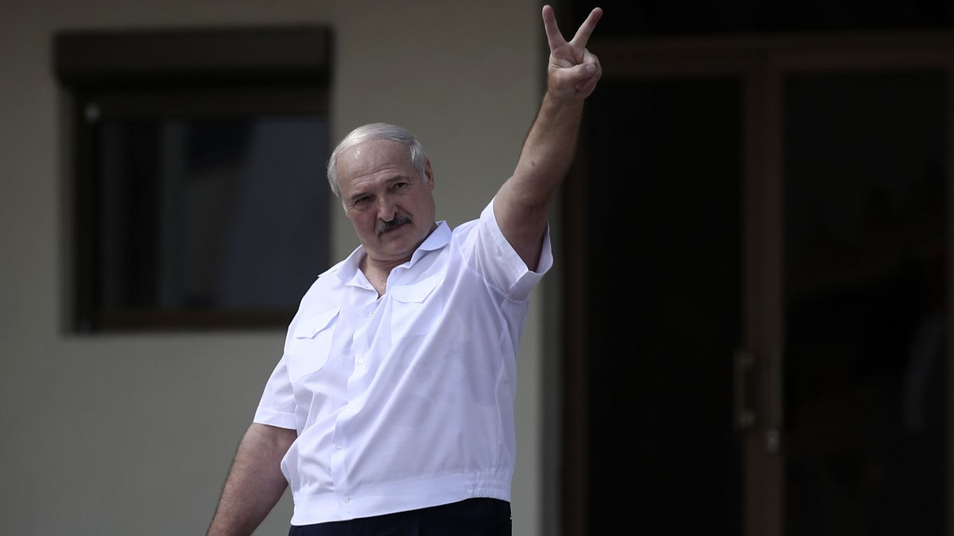 Belarus dictator Lukashenko says he will step down after the new constitution