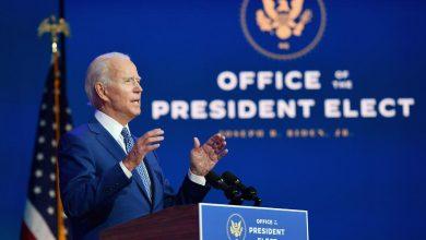 Photo of Biden shifts barrels forward when the Trump administration stops