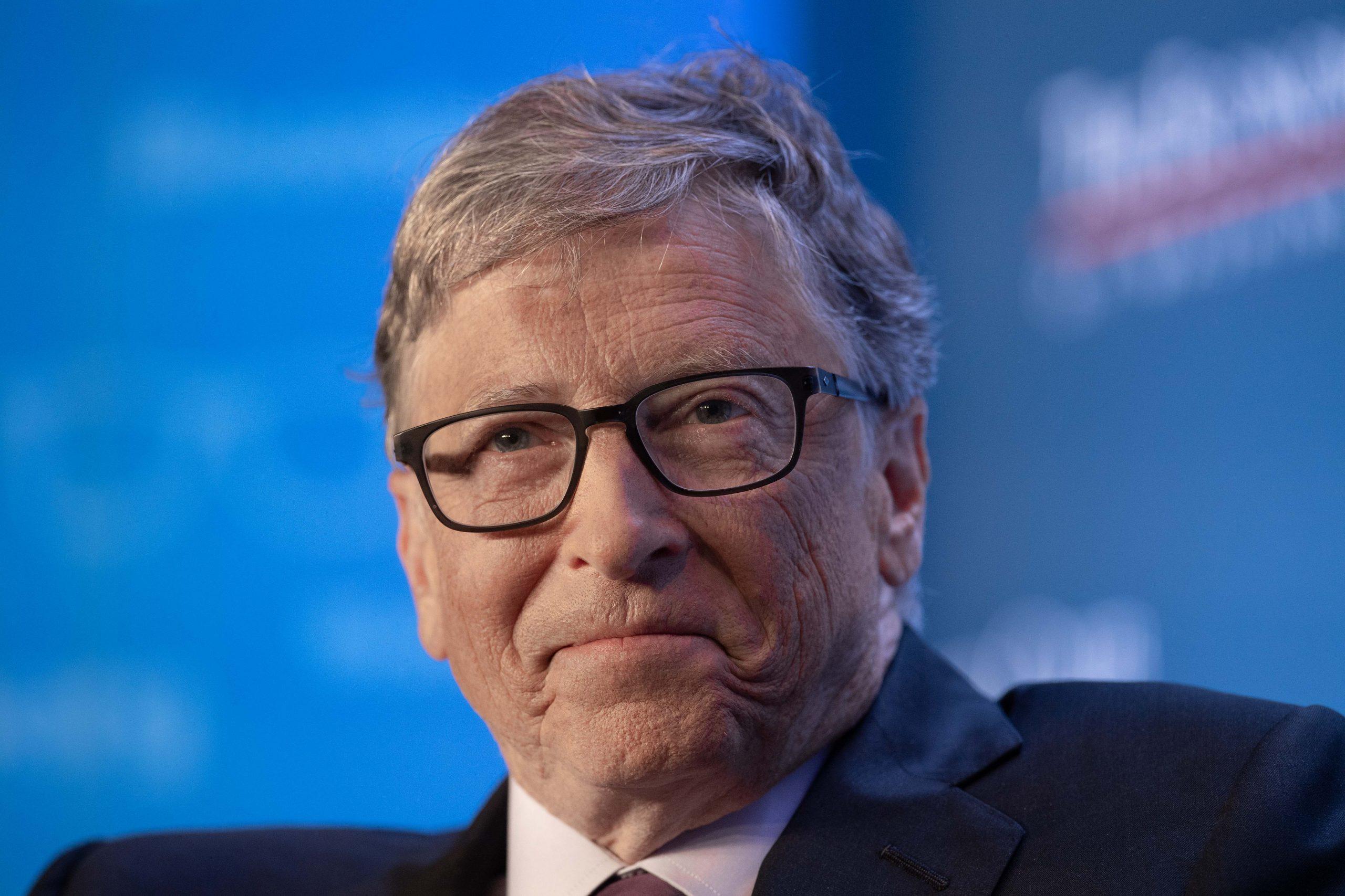 Bill Gates on his remote work schedule during epidemics
