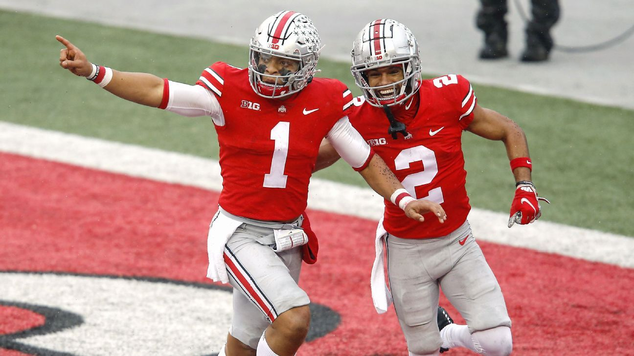 College Football Playoff Trips - Big Ten Chaos, Battle for No. 4 and many more