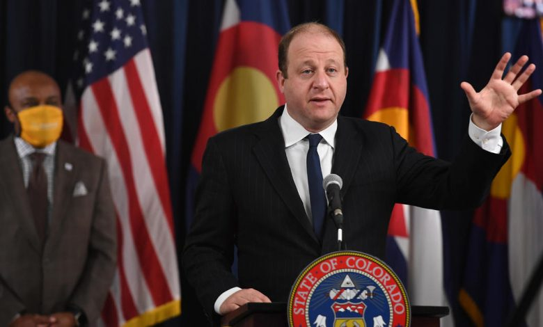 Gov. Jared Polis Tests Positive for COVID-19