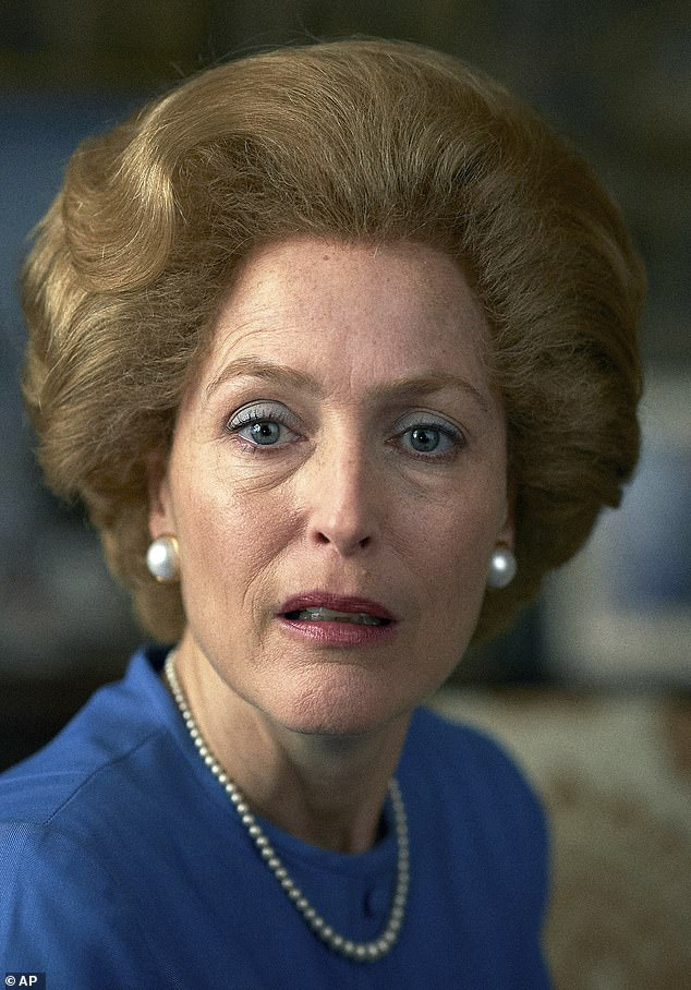 Photo of Crown viewers 'highly contradictory' over Gillian Anderson's portrayal of Margaret Thatcher