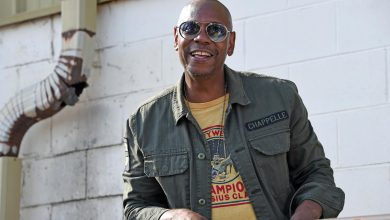 "Photo of Dave Chappell: ""Ignore 'Chappell's show.' Don't look at it if they don't pay me. """