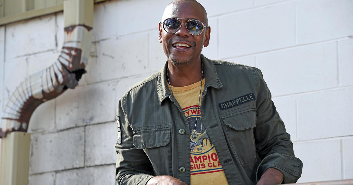 """Dave Chappell: """"Ignore 'Chappell's show.'  Don't look at it if they don't pay me. """""""