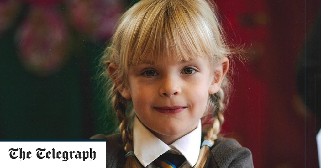 Emily Jones, 7, was killed by a stranger on Mother's Day when she scooted towards her mother, the court hears