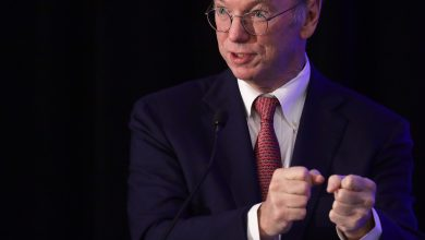 Photo of Eric Schmidt is said to have applied to become a citizen of Cyprus