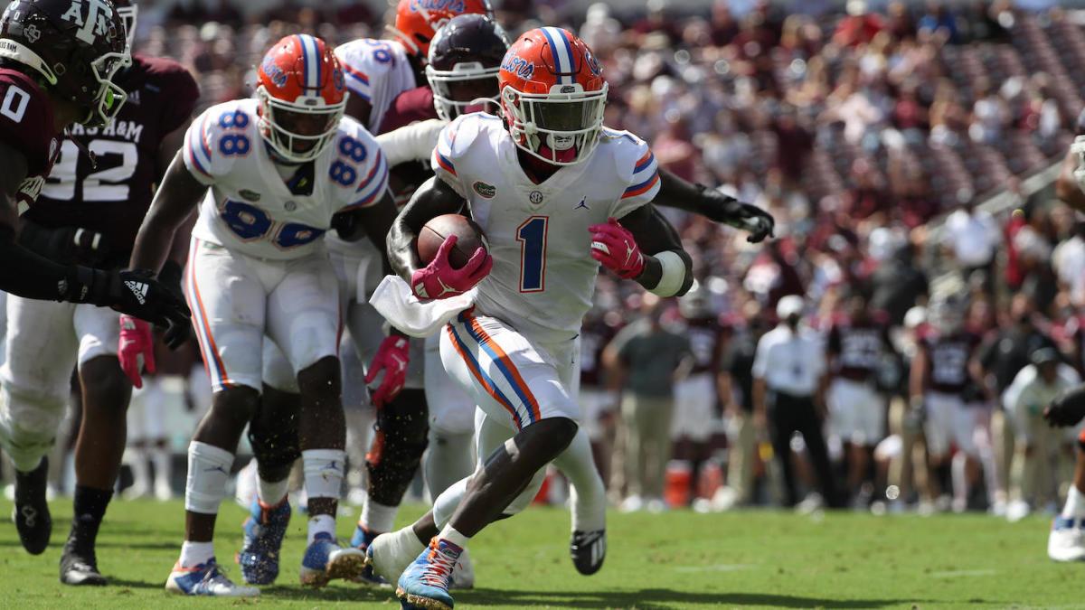 Florida vs. Georgia: Prediction, selection, discrepancies, point distribution, live stream, TV channel, football game lines