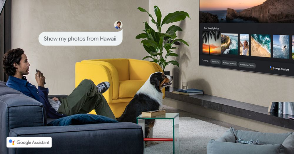 Google Assistant is coming to Samsung TVs in 12 countries by the end of the year