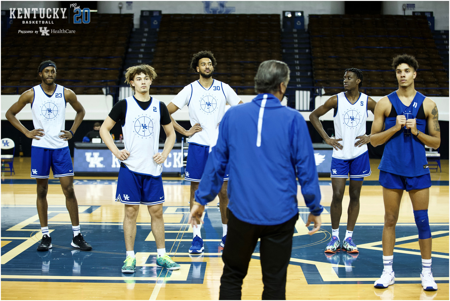 Photo of KSR's trips from England Basketball Pro Day