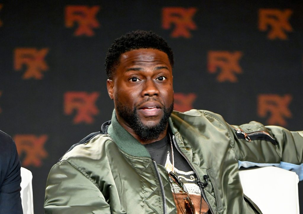 Photo of Kevin Hart addresses the backlash of humor about his daughter's dating behavior