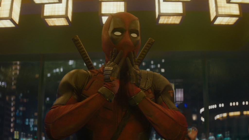 Molyneux moves forward with sisters set to write 'Deadpool 3' - Timeline