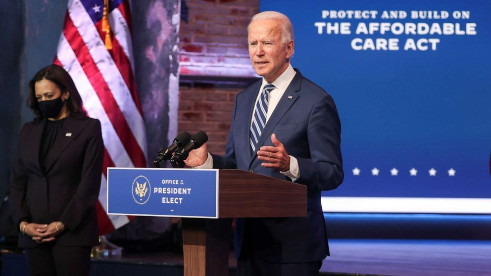 Note: Biden withdraws from Trump's dangerous post-election game