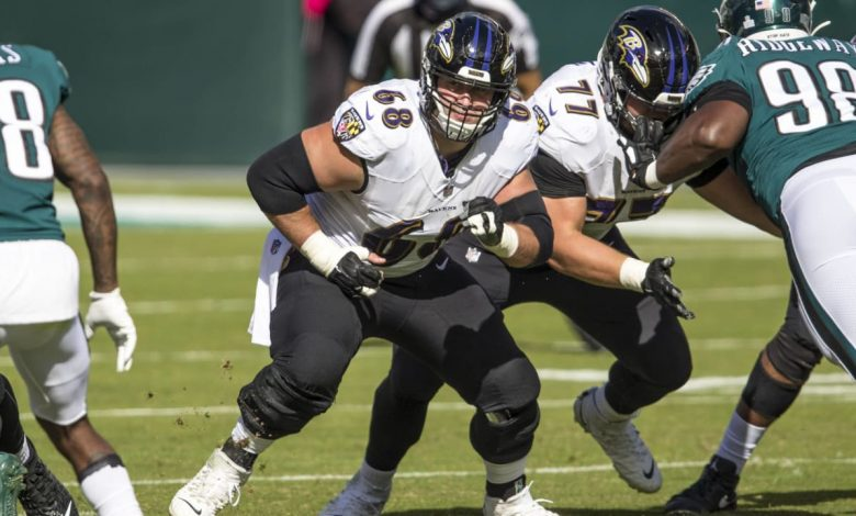 Ravens to bench Matt Scura, start Patrick McGary after recent snap issues