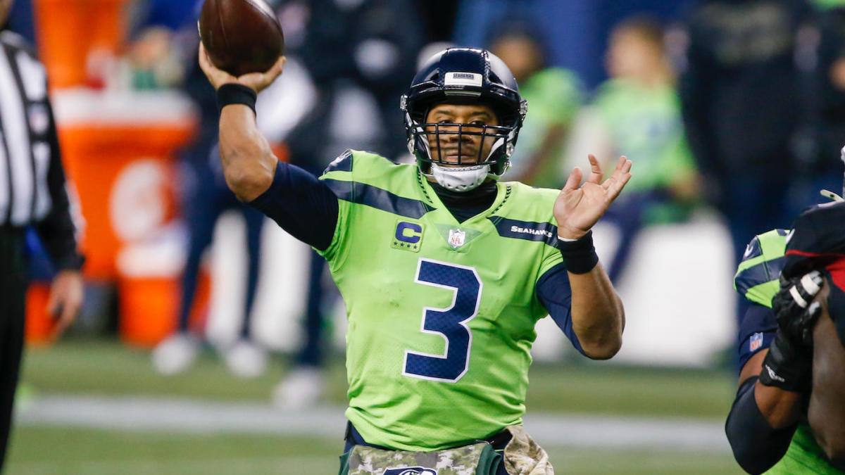 Seahawks vs. Cardinals Score: Russell Wilson Survives Arizona's Early Defensive Attack