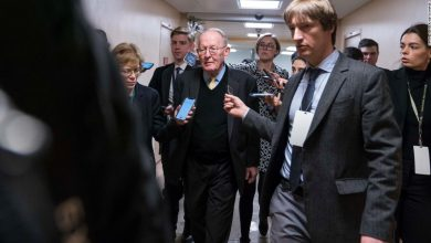 Photo of Senior GOP lawmakers are worried about Trump's attempt to overturn the election results