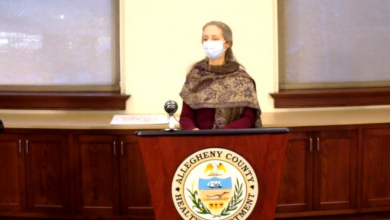 Photo of Stay tuned for Alehi County Issues Public Health Advice – CBS Pittsburgh