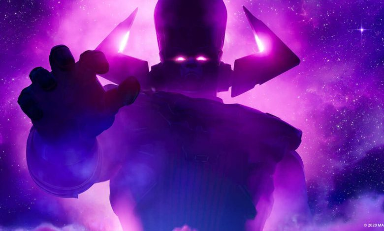 The Galactus threatens the very existence of Fort Knight next month