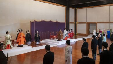 Photo of The emperor's brother of Japan was ranked 1st in the line of thrones
