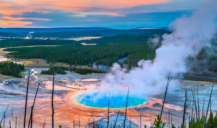 Yellowstone volcano: 'Greatest catastrophe' warning identified as 'rising magma sign' |  Science |  News