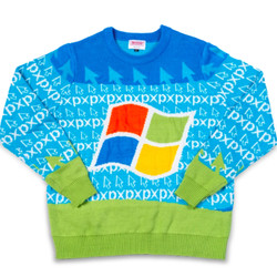 """<em> Windows 95 Ugly Sweater has launched the redesigned Windows logo with the operating system. </ em>""""/></noscript><br />             </a><br />             <span class="""