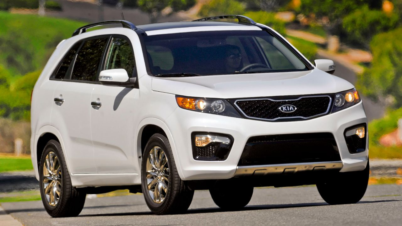 Kia recalled 295,000 vehicles caused by a mechanical fire