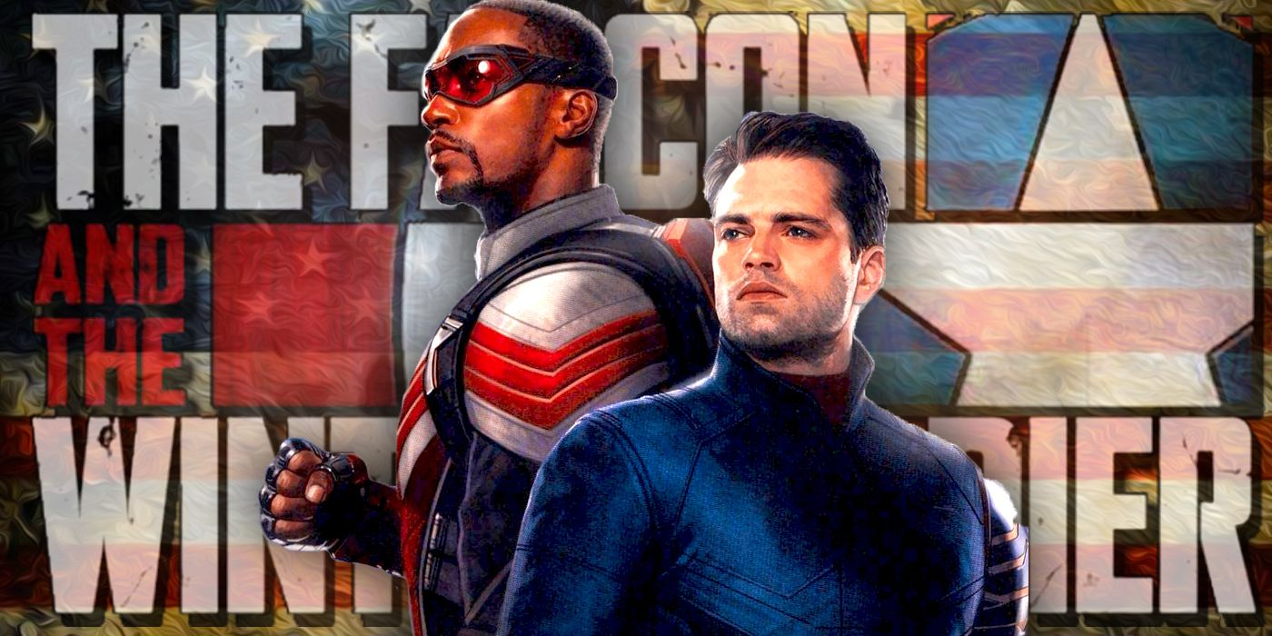 The action-packed first trailer that debuted the Falcon and the Winter Soldier