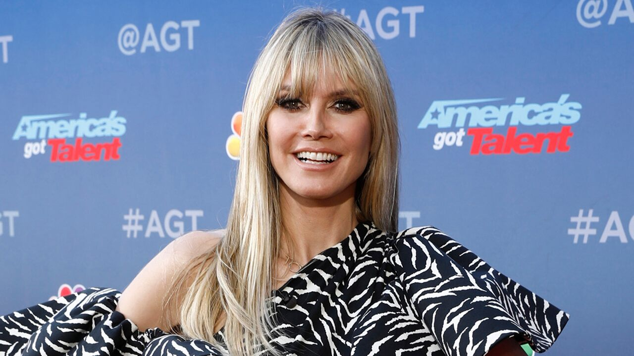 Heidi Klum's daughter, 16, makes her modeling debut: 'Can't dream of a great start'