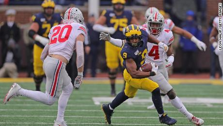 & # 39;  Game & # 39;  Canceled for the first time in 100 years between the states of Michigan and Ohio