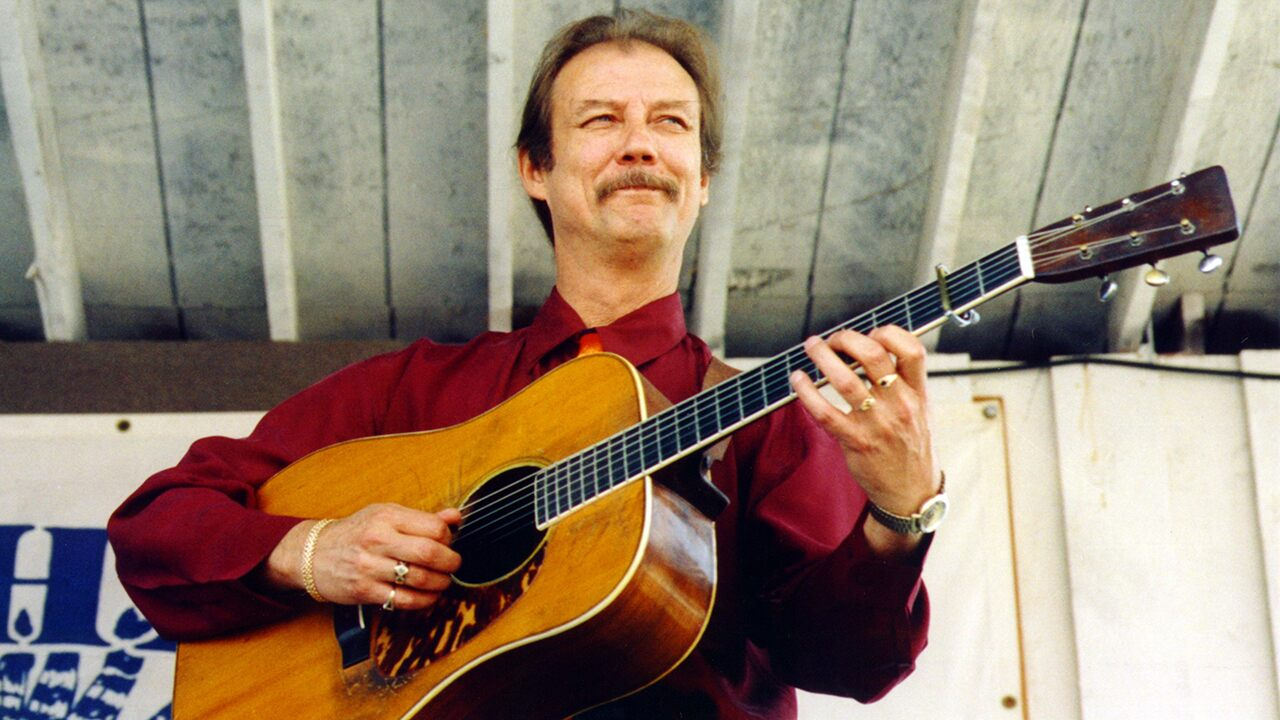 Tony Rice, Bluegrass music legend, dies at 69