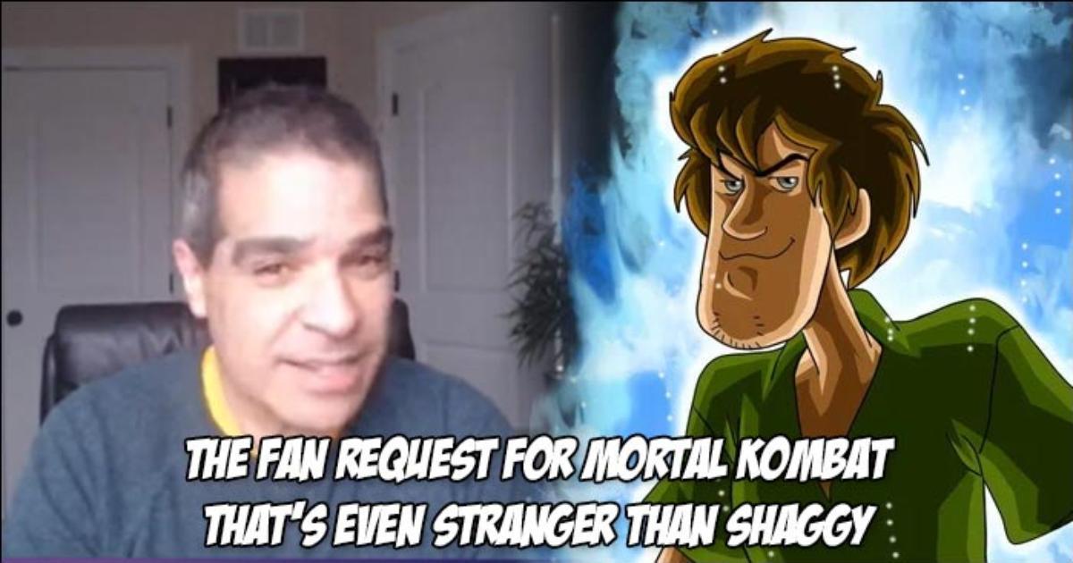 Ed Boon reveals the weird fan demand he got for Mortal Gompot, which will never happen