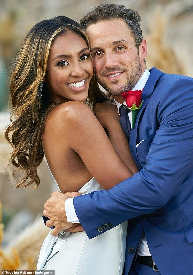 She said yes!  Their engagement was revealed at the Bachelorette final last week, when he gave Jack his final rose.