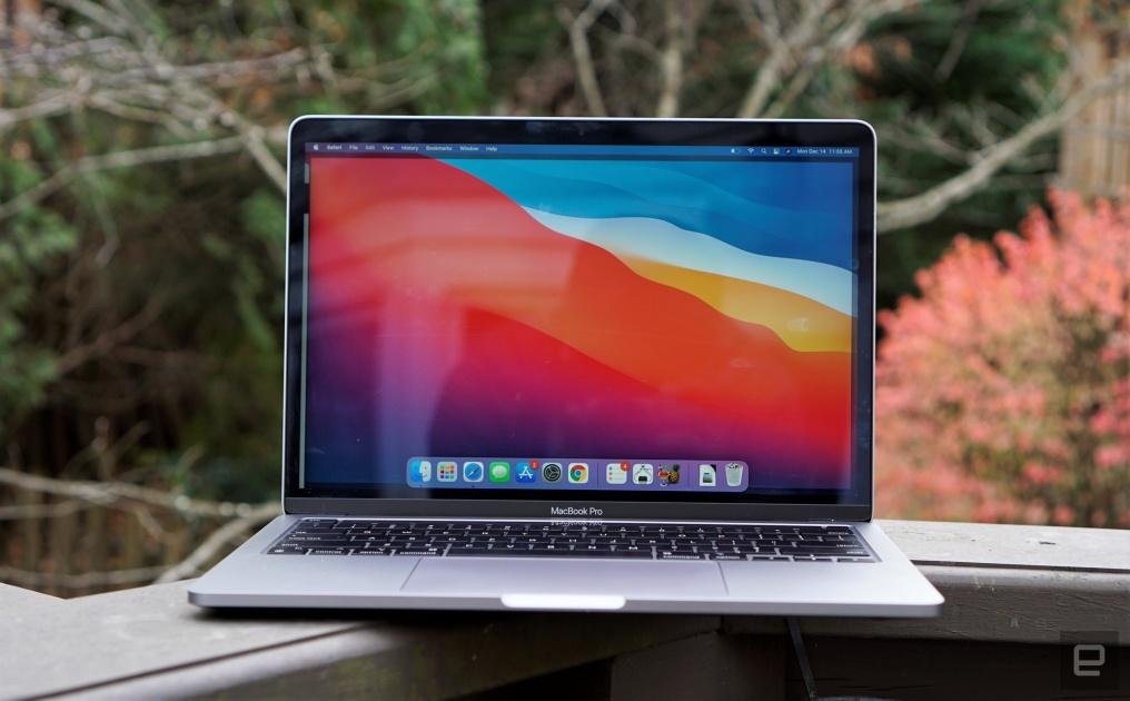 Apple's new MacBook Pro M1 off 100 discount on Amazon