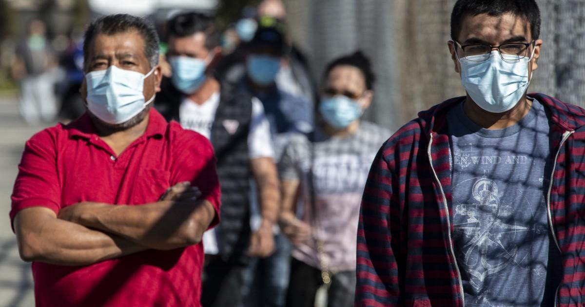 California shelter order begins as COVID-19 cases explode