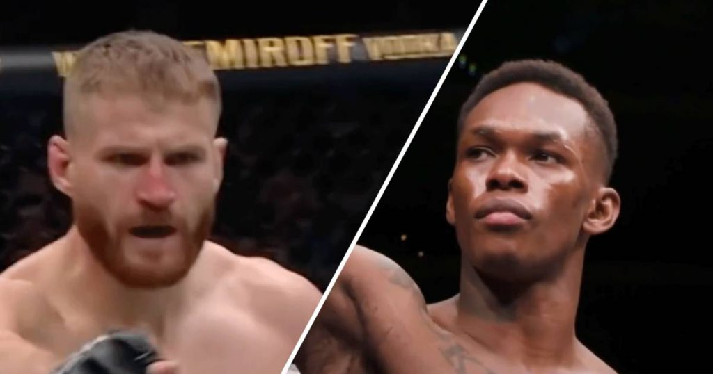 Championship fight between UFC stars Israel Adesanya and Jan Blachowicz in March |  Martial Arts