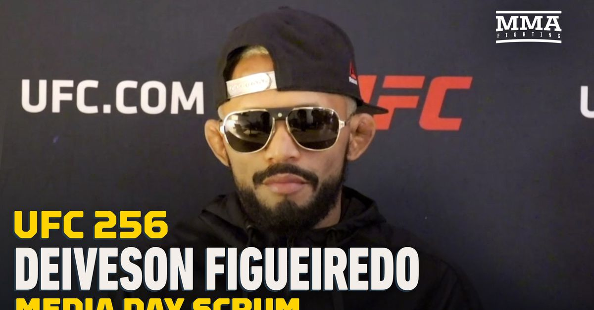 Dewson Fikurido weighs more than UFC 256, wants to mask 'clown' Henry Sejudo