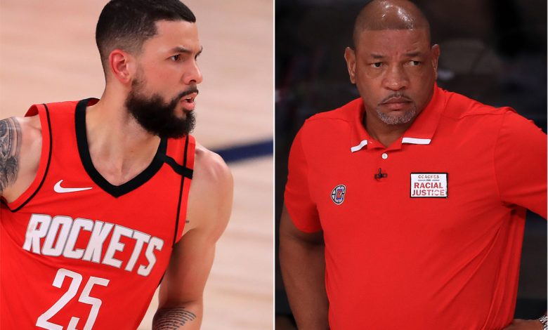 Doc Rivers pushed son Austin away from 76ers to Knicks