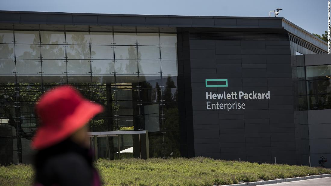HP, the company that actually started Silicon Valley, is moving to Texas