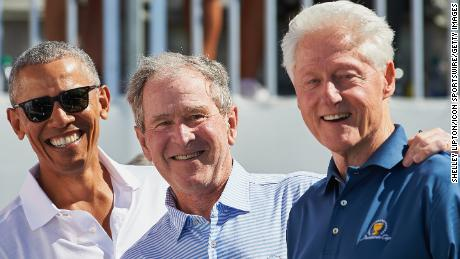 Former presidents Obama, Bush and Clinton have come out publicly to prove the corona virus vaccine is safe.