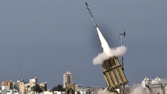 Israel successfully tests maritime missile defense system
