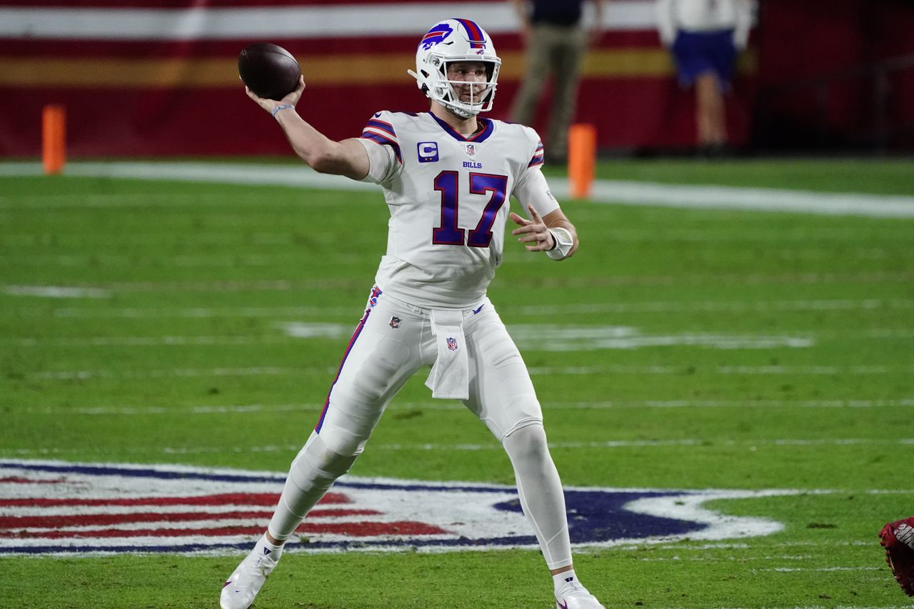 Josh Allen of Pills describes Aaron Rodgers as taking something from the blowing dynamics