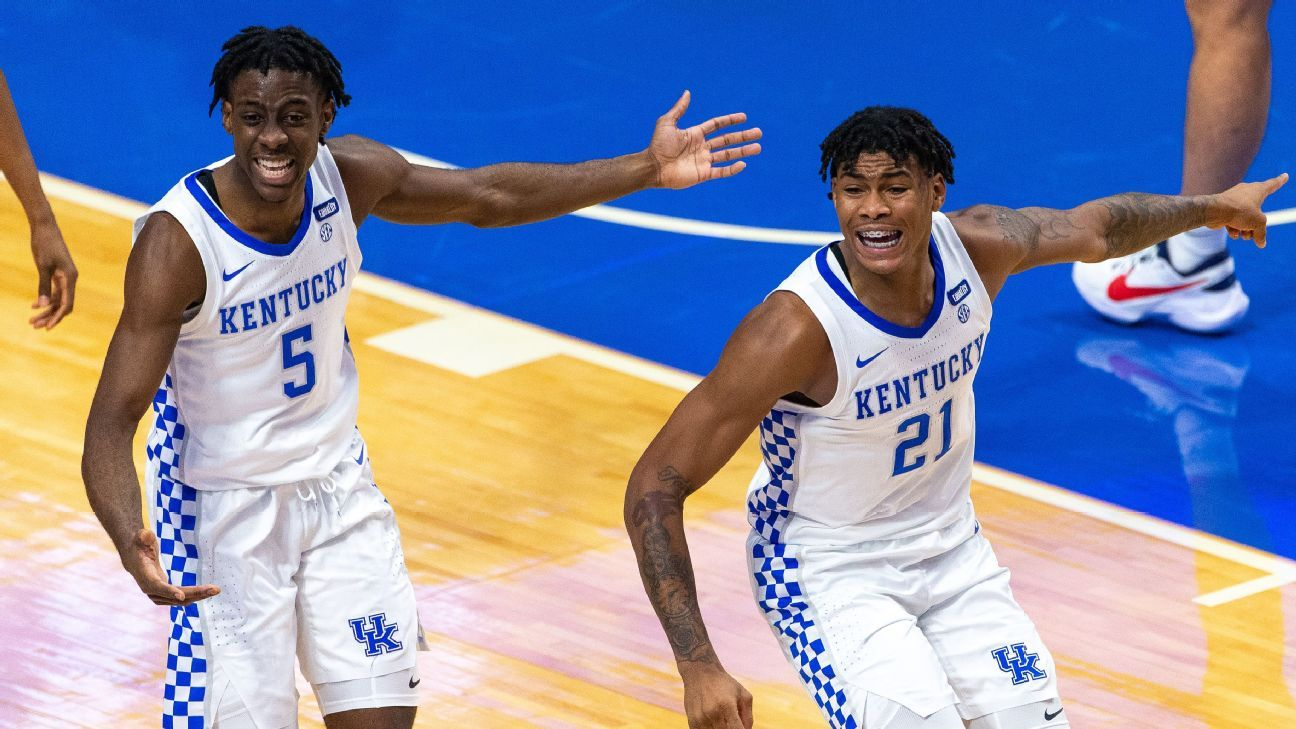 Kentucky Wild Gates coach John Calibari asks newcomer Cameron Fletcher to 'leave' the show