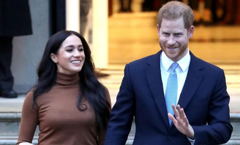 Meghan Markle, Prince Harry's Christmas Card Featuring Son Archie Revealed